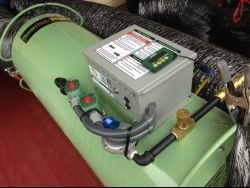 Heat Treatment Machine for Bed Bug Removal